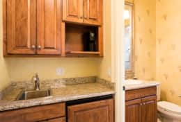 Guest Suite Kitchenette