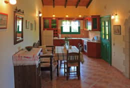 Kitchen, Dining room