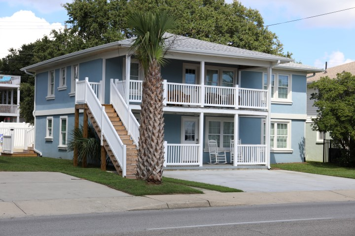 Harbor Haze oceanview North Myrtle Beach house for rent