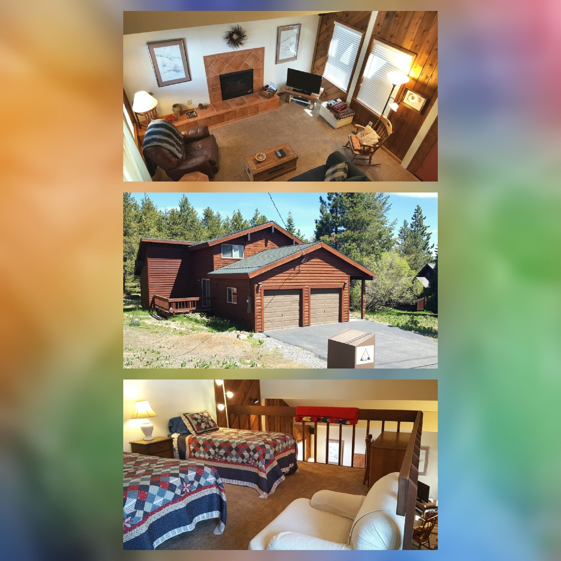 com cottages cottage this ca gallery truckee vacation image property hotel home us of booking the ponderosa