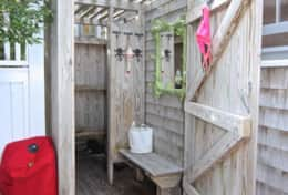 Pease's Point Outdoor Shower
