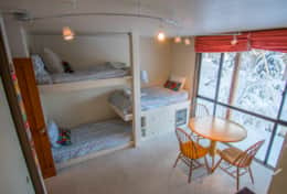 Kids' Bunkroom with Five Beds
