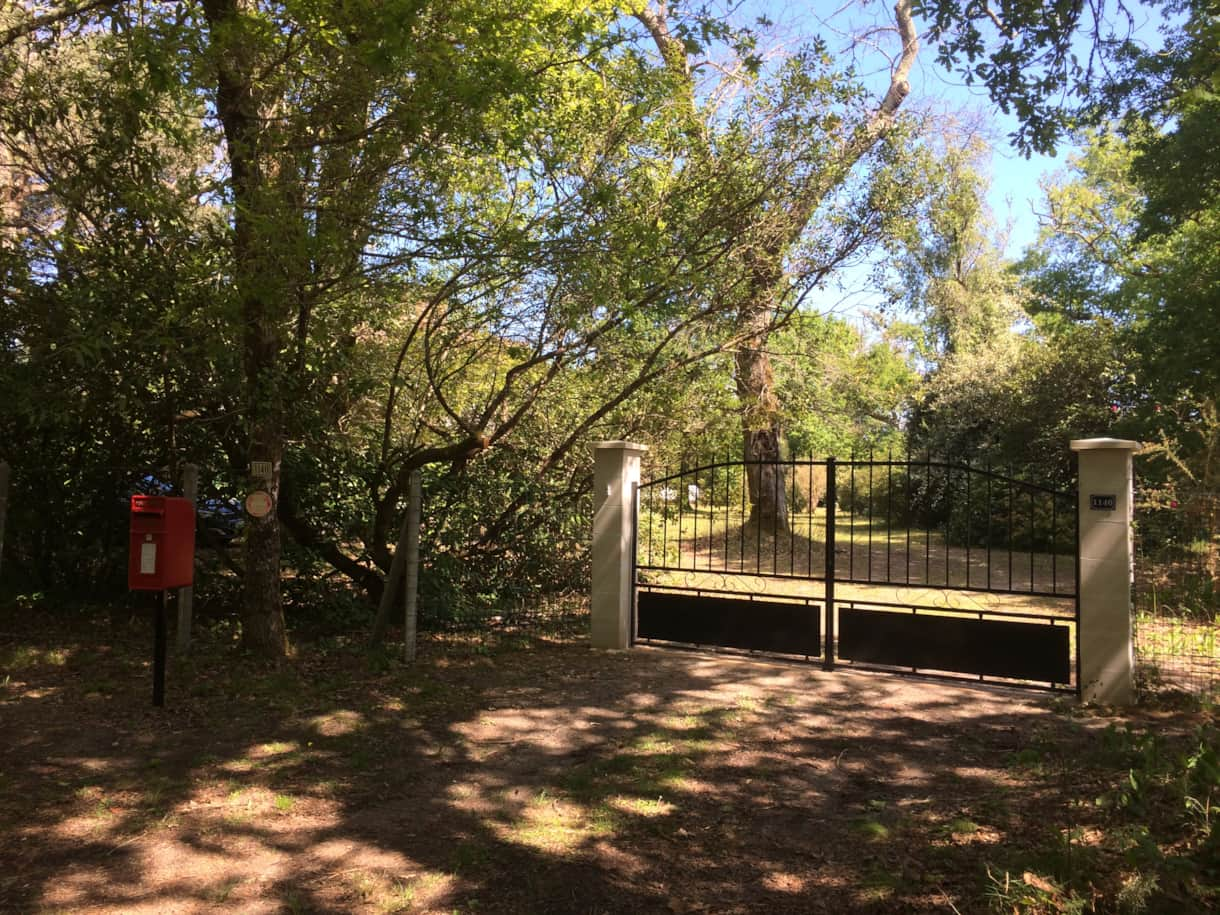 Property is securely fenced with locking gates - perfect for keeping children and pets safe.