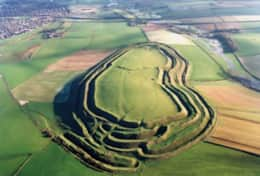 Short House, Chesil Beach, Dorset: Eggardon Neolithic Hill Fort