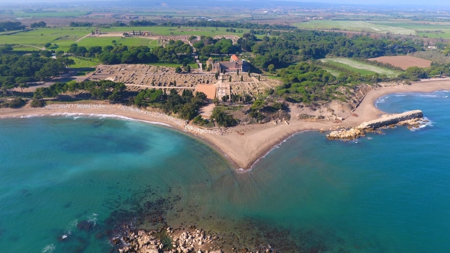 playa-muscleres-empuries-villas-coll
