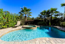 Exclusive Private Villas, 5 Bedroom Classy Vacation Home in Florida (E191) - Pool-2