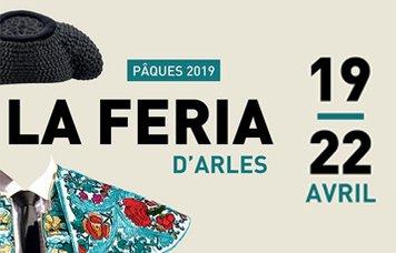 FÉRIA D'ARLES 2019