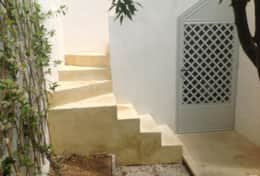 Arte - staircase to first floor - Miggiano - Salento