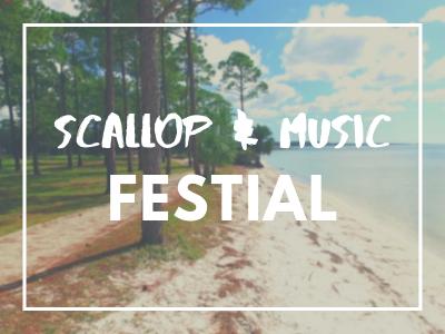 Florida Scallop and Music Festival