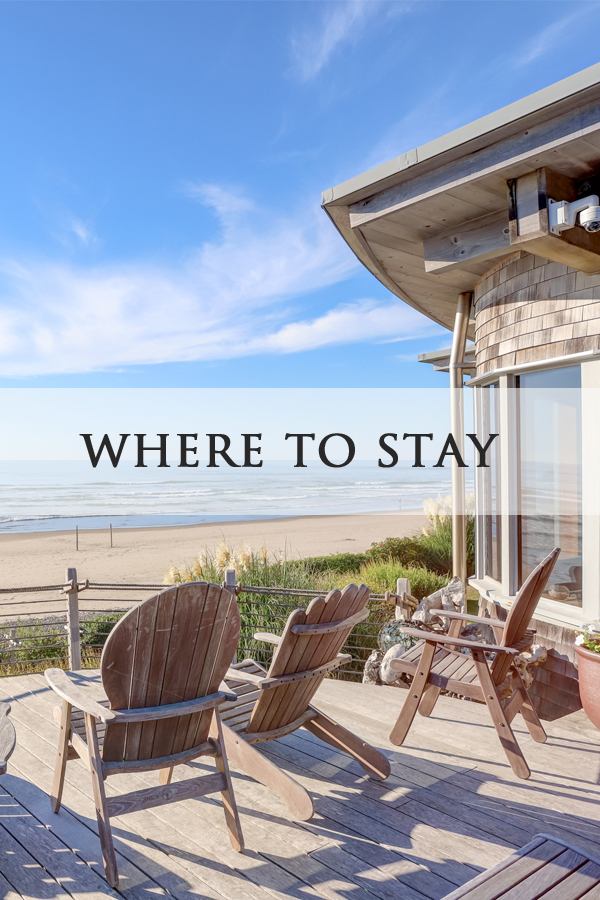 Where to stay in Cannon Beach