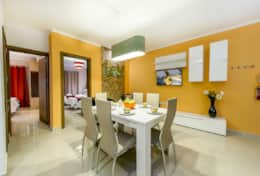 Bayside Apartments - Dining Area